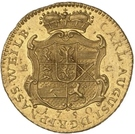 1 Ducat - Karl August – obverse