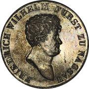 1 Thaler - Friedrich Wilhelm II – obverse