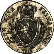 1 Thaler - Friedrich Wilhelm II – reverse
