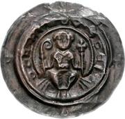 1 Brakteat - Berthold II, von Meissen – obverse