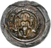 1 Brakteat - Berthold II, von Meissen – reverse