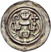 1 Brakteat - Engelhardt II. von Meissen – obverse