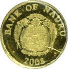 5 Dollars - Elizabeth II (Kaiser Wilhelm II; Gold Bullion) – obverse