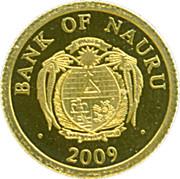 """5 Dollars - Elizabeth II (""""Philarmonic"""" Coinage) – obverse"""