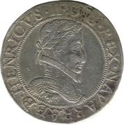 Franc - Henri II – obverse