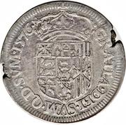 Teston - Henri III – reverse