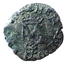 Liard - Henri III de Navarre – obverse