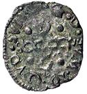 Liard - Henri III de Navarre – reverse