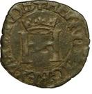 Liard - Henri II – obverse