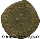 Liard - Henri II – reverse