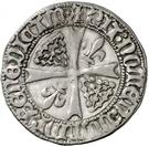 Grueso - Carlos IV – reverse