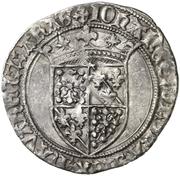 Grueso - Juan II – obverse