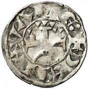 Dinero - Teobaldo II – obverse