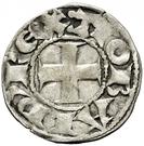 Dinero - Teobaldo II – reverse