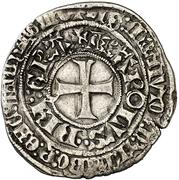 Gros - Carlos II – reverse