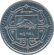 100 Rupees (Satyamohan Joshi) – obverse
