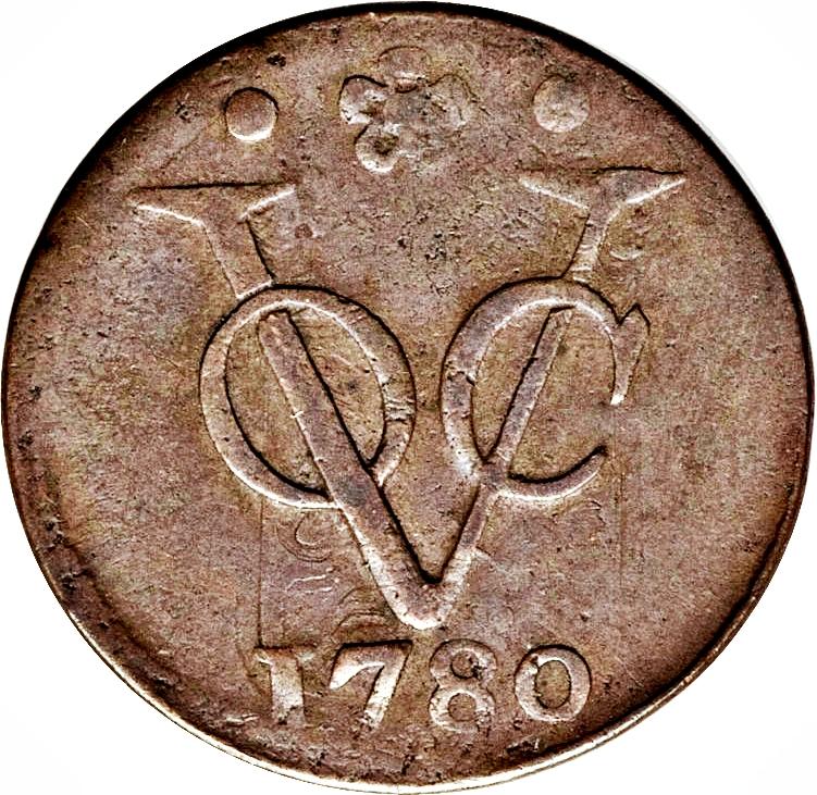 1 Duit (Holland) - Netherlands East Indies – Numista