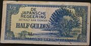 1/2 Gulden – obverse