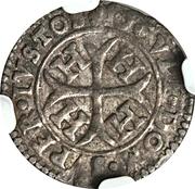 ½ Kreuzer - Heinrich I – reverse