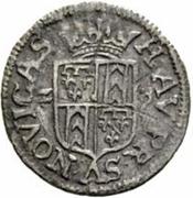 1 Kreuzer - Heinrich II – obverse