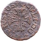 1 Kreuzer - Heinrich II – reverse