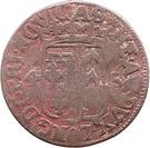 ½ Batzen - Heinrich II – obverse