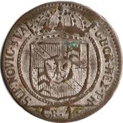 4 Kreuzer - Friedrich Wilhelm II – obverse