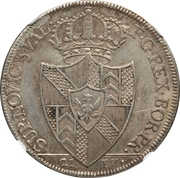 21 Batzen - Friedrich Wilhelm II – obverse