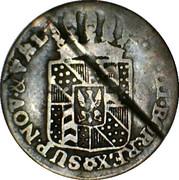 1 Kreuzer - Friedrich Wilhelm III – obverse