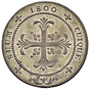 4 Kreuzer - Friedrich Wilhelm III – reverse