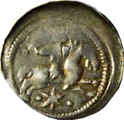 Denier - Thibaud II (Fiefdom of Neufchâteau) – obverse