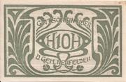 10 Heller (Neufelden) -  obverse