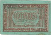 10 Heller (Neufelden) -  reverse