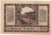 50 Heller (Neuhofen a. d. Krems) -  reverse
