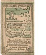10 Heller (Neuhofen a. d. Ybbs) -  obverse