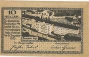 10 Heller (Neukirchen a. d. Vöckla) – reverse