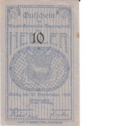 10 Heller (Neulengbach) -  obverse