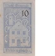 10 Heller (Neulengbach) -  reverse
