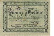 20 Heller (Neumarkt a. d. Ybbs) -  obverse
