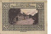 20 Heller (Neumarkt a. d. Ybbs) -  reverse