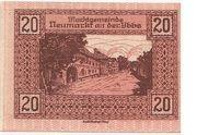 20 Heller (Neumarkt a. d. Ybbs) – reverse