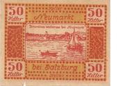 50 Heller (Neumarkt bei Salzburg) – obverse