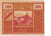 50 Heller (Neumarkt bei Salzburg) – reverse