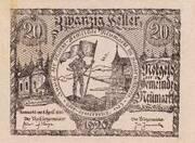 20 Heller (Neumarkt im Hausruckkreis) -  obverse