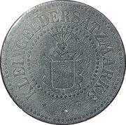 50 Pfennig - Neumünster – reverse