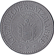 20 Pfennig - Neumünster – reverse