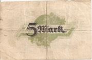 5 Mark – reverse