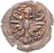 1 Pfennig (Kipper) – obverse