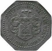 10 Pfennig - Neusalz a. Oder (Gruschwitz Textilwerke Akt. Ges.) -  obverse