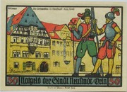 50 Pfennig (History Series) – reverse
